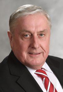 Johann Giefing aus dem niederösterreichischen Schwarzenbach ist seit 33 Jahren Chef seiner Gemeinde. Mit der Gemeinde ist er aber schon viel länger beruflich verbunden. (Bild: ZVG)
